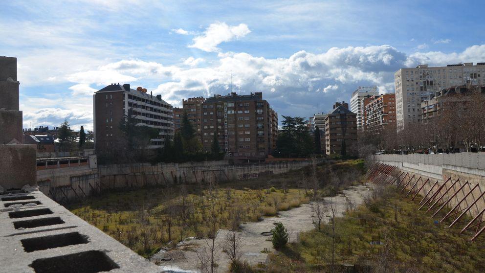 Las bases de Podemos dinamitan la venta del solar más codiciado de Madrid