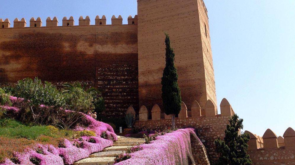 Foto: Panorámica de la Alcazaba de Almería. (Pixabay)
