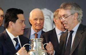 El clan Moratti deja el Inter: los extranjeros, dueños de los clásicos