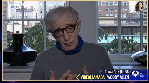 El hormiguero' | Woody Allen se sincera con Pablo Motos sobre su retirada
