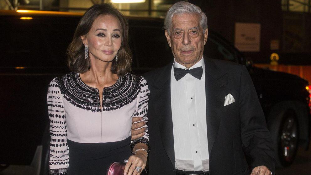 Vargas Llosa y Preysler celebran Acción de Gracias en casa de Enrique Iglesias