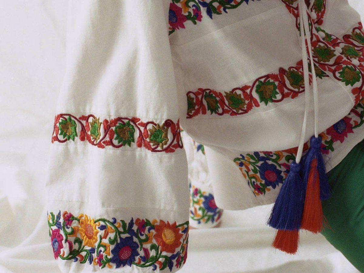 Foto: El bolso de fiesta de Uterqüe. (Cortesía)