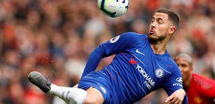 Post de Las nuevas pistas del fichaje de Eden Hazard por el Real Madrid