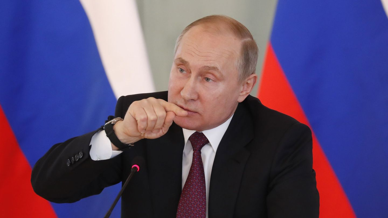 El presidente Vladimir Putin. (Reuters)
