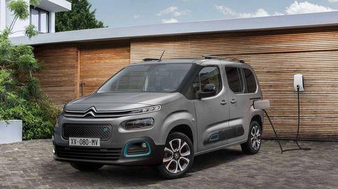 Llega el Citroën ëBerlingo, ideal para el reparto en núcleos urbanos