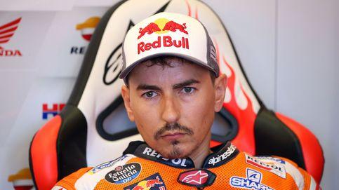 La oscuridad de Jorge Lorenzo y el regreso al circuito donde empezó todo (el calvario)