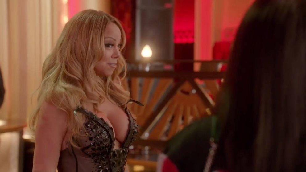 Primeras imágenes de Mariah Carey en la tercera temporada de la serie 'Empire'