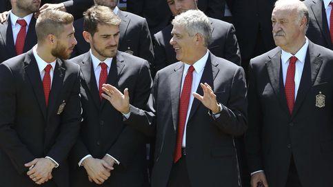 Iker Casillas, presidente de la Real Federación Española de Fútbol