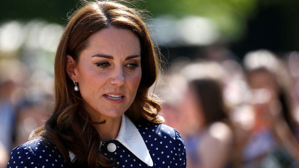 Foto: La duquesa de Cambridge en una imagen de archivo. (Reuters)