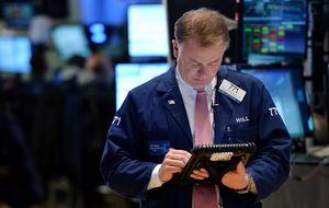 La corrección golpea a Wall Street en medio de presiones bajistas