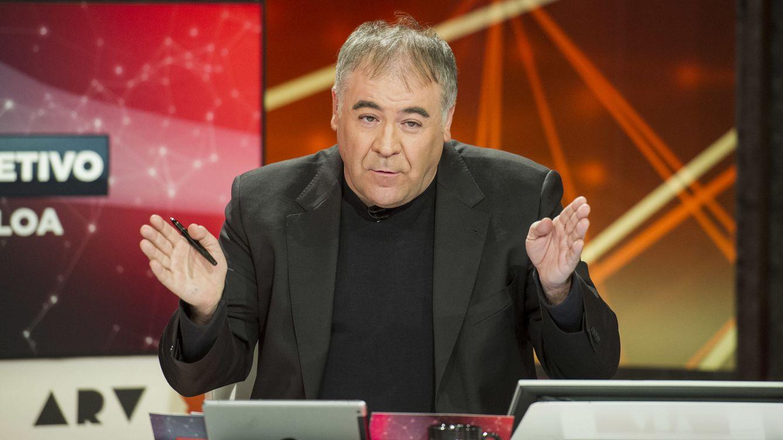 Antonio García Ferreras, más rey que nunca gracias a Mediaset España