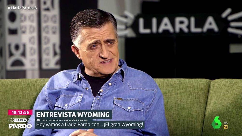 El Gran Wyoming, en 'Liarla Pardo'. (Atresmedia).