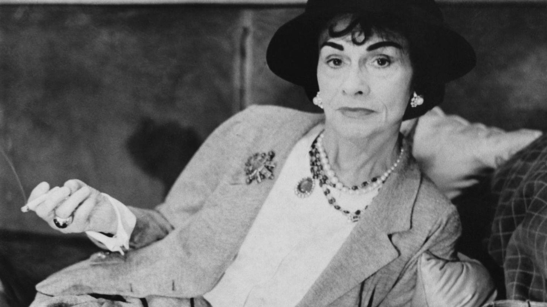 Coco Chanel. (Getty)