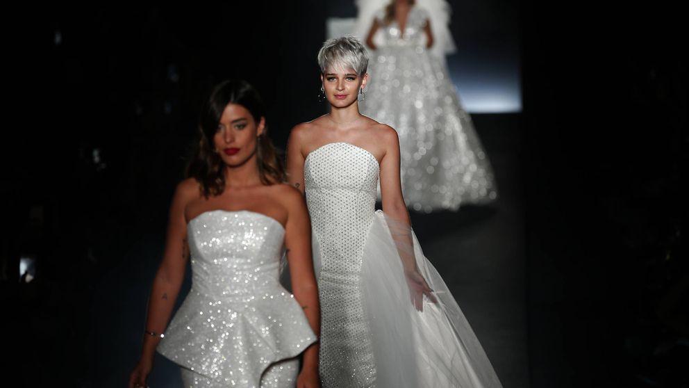 Dulceida, Laura Escanes y María Pombo revolucionan la 080 con su 'Millenial Couture'