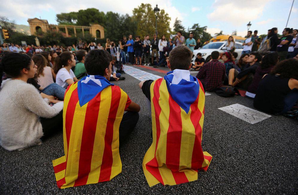 Foto: La Marca España sufre como consecuencia del desafío independentista. (Reuters)
