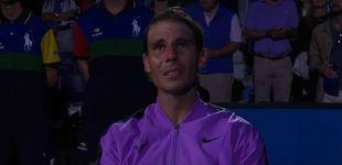 Post de El vídeo que hizo llorar a Rafa Nadal tras ganar la final del US Open