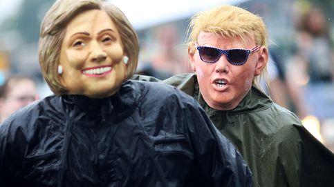Pokémon Go entra en una campaña en la que Clinton parte como favorita
