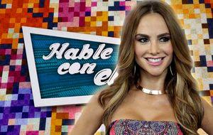 Ximena Córdoba será 'la quinta' por un día en 'Hable con ellas'