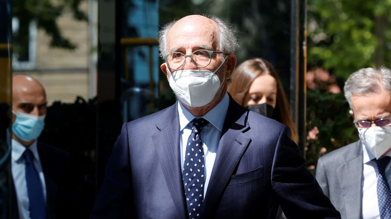 El presidente de Repsol, Antonio Brufau. (EFE)