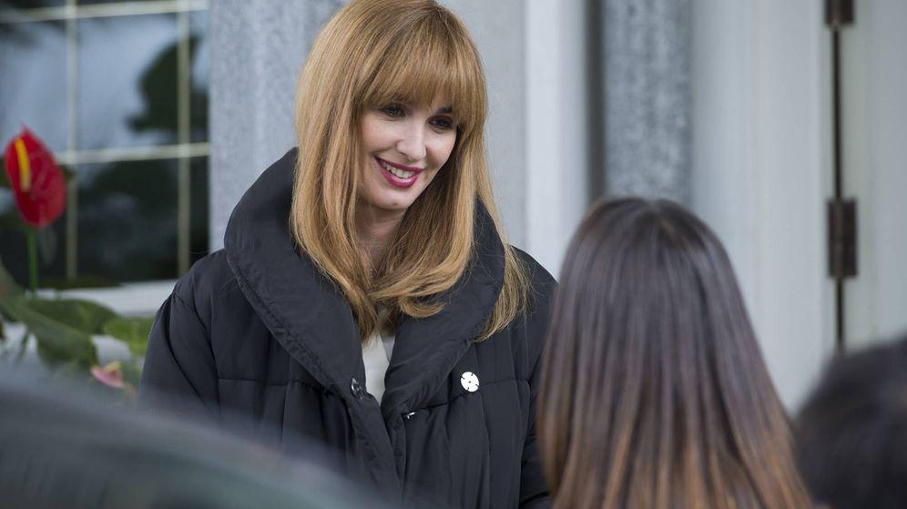 Foto: Paz Vega, protagonista de 'Fugitiva' en TVE.