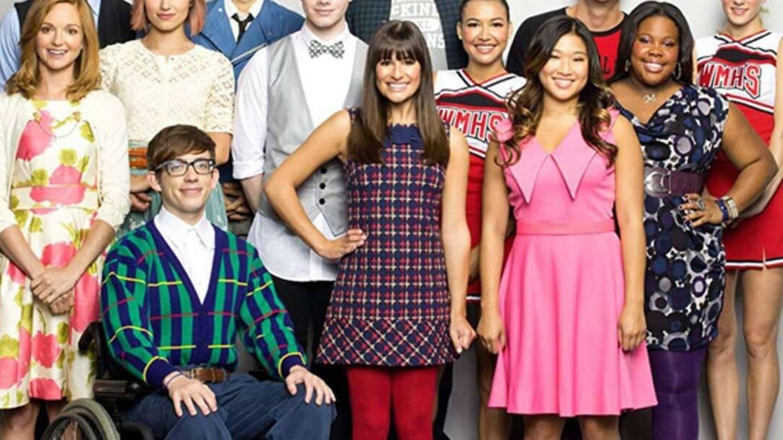 El reparto de 'Glee'. (Fox)