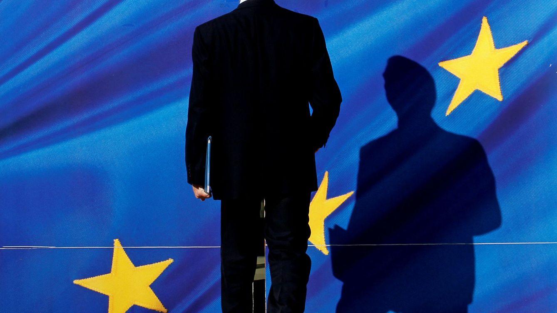 Un pato cojea por los pasillos de Bruselas: así es el fin de la administración Juncker