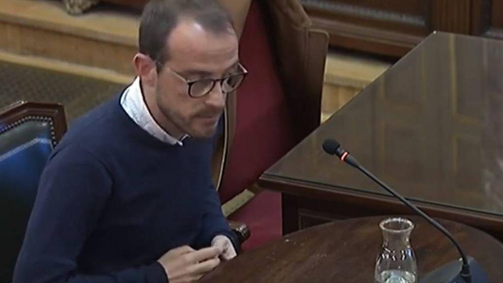El fiscal pide investigar por falso testimonio a un testigo de la Generalitat