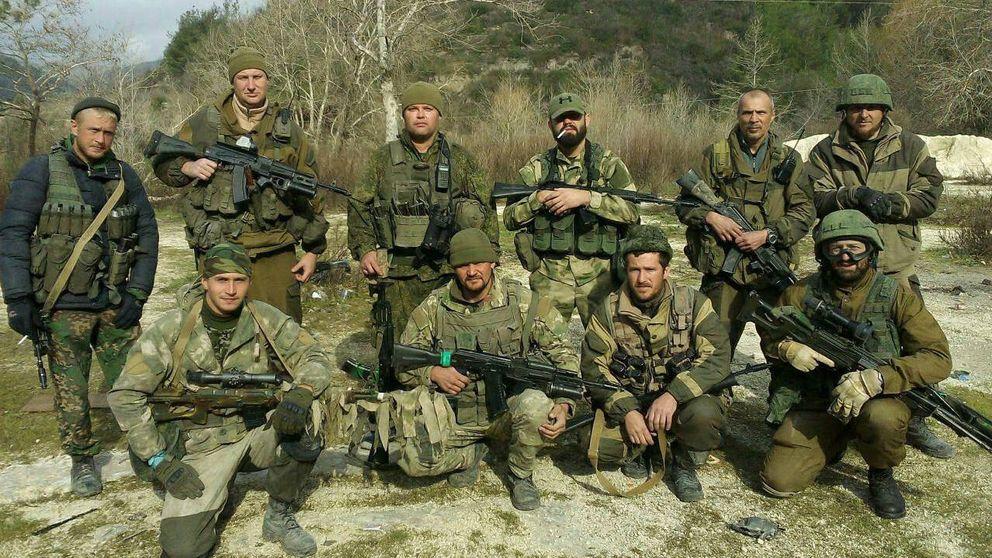 Ilegales pero útiles: así operan las compañías militares privadas de Rusia