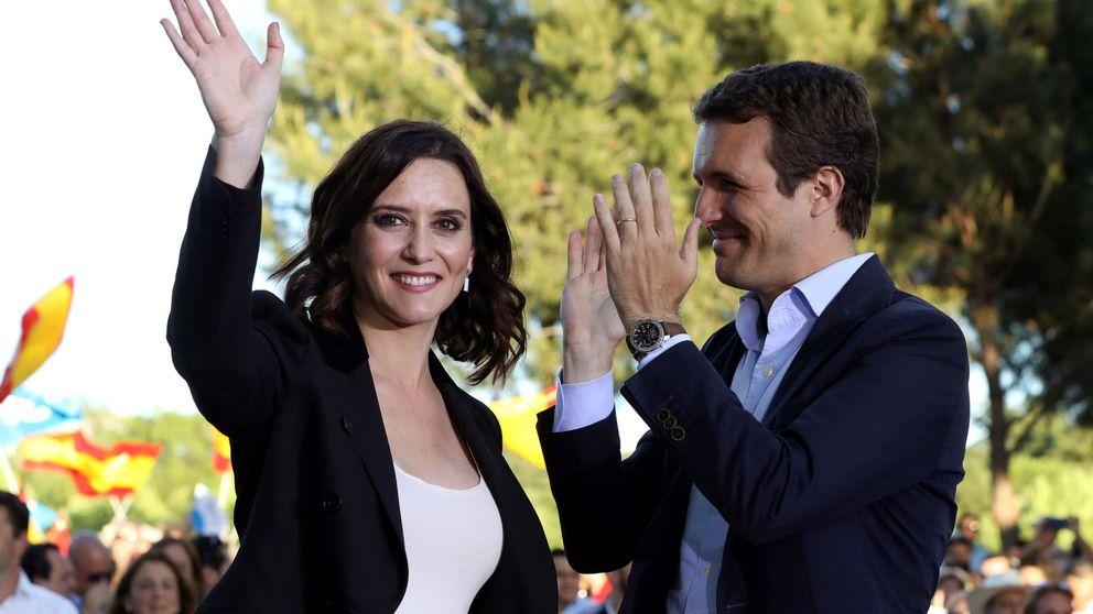 Casado se aferra a Madrid entre la supervivencia y el cambio de equipo