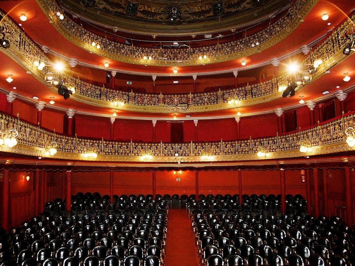 Foto: El Teatro Lara de Madrid