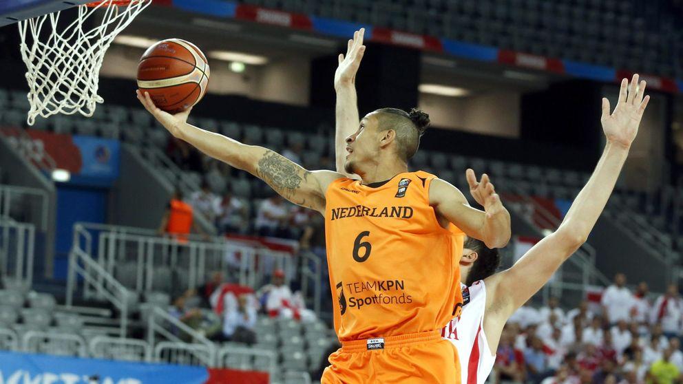 Holanda no gana en fútbol, pero sí en el EuroBasket por primera vez desde 1989