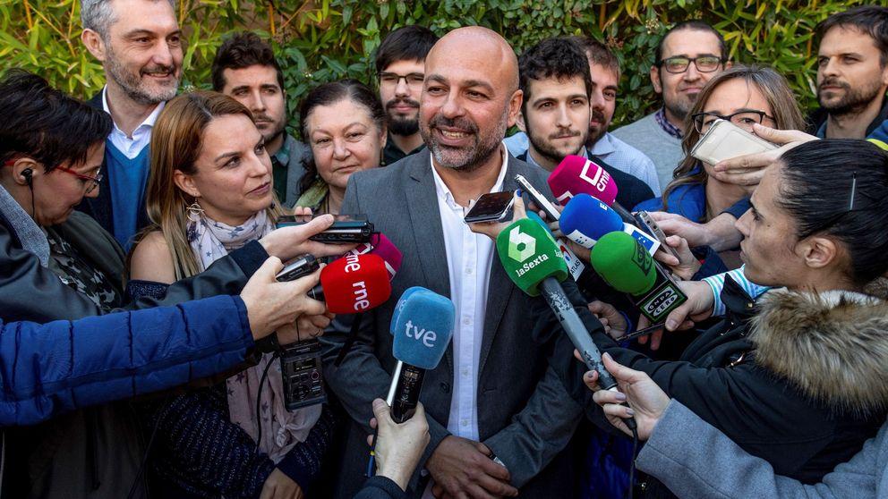 García Molina, el líder que emerge entre Iglesias y Errejón para reconstruir Podemos