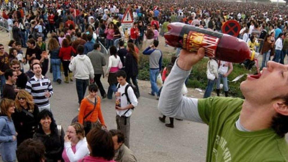 El mapamundi del borracho: España está en el 'top ten' mundial de consumidores