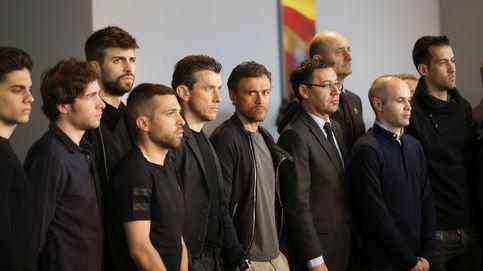 Jordi Cruyff: Mi padre tuvo con el Barça un abrazo final en estos meses