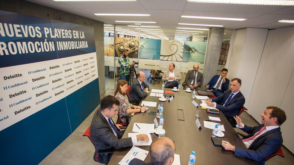 Foto: Encuentro Deloitte y El Confidencial (Fotos: Jorge Álvaro)