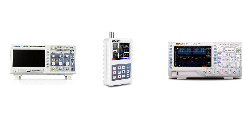 Foto: Los mejores osciloscopios del mercado