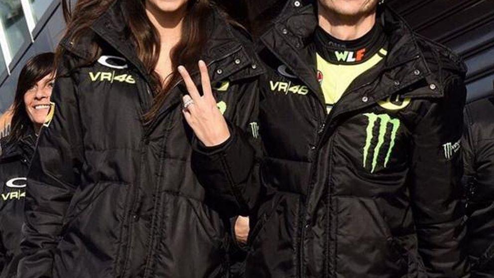 Valentino Rossi y su novia, Linda Morselli, rompen tras 9 años de noviazgo