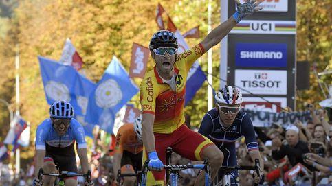 Da positivo por Covid el masajista de la selección española de ciclismo, pero no hay riesgo para Valverde