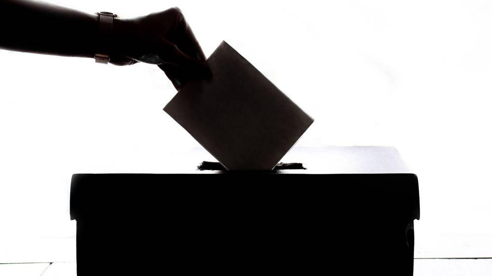 Foto: ¿A quién perjudica o beneficia el voto blanco?