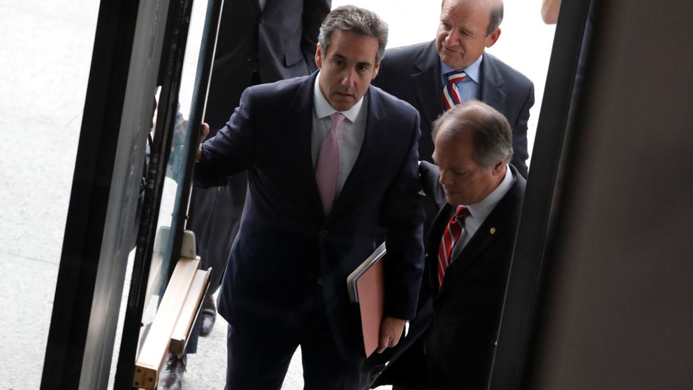 El FBI contra Michael Cohen: el hombre para todo de Trump está en problemas