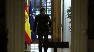 El año en que Rajoy bajó a los infiernos y subió a los cielos