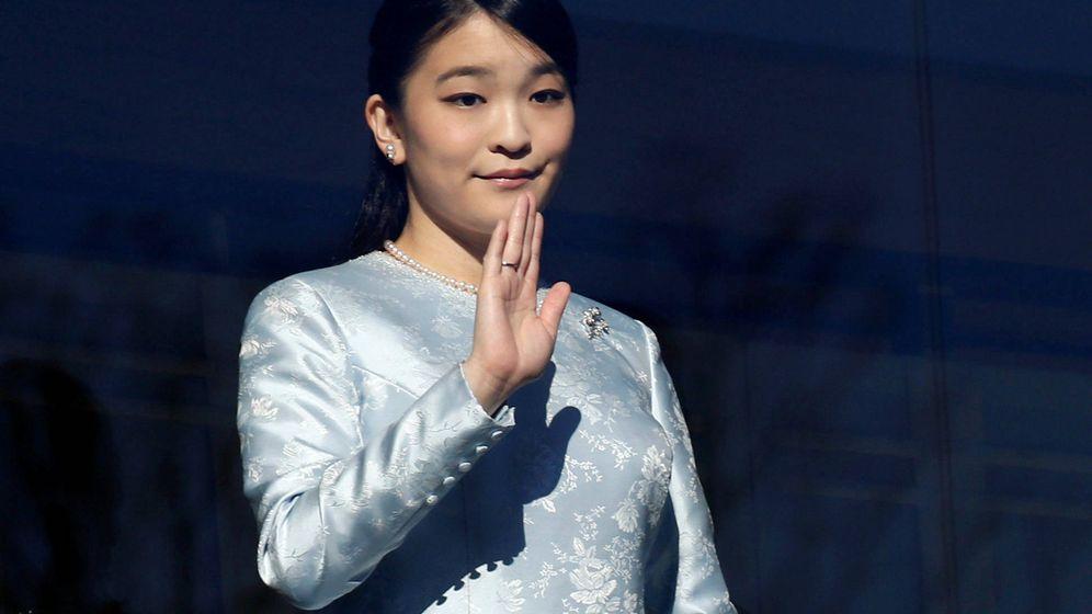 Foto:  Mako de Japón, otra royal que pasa a ser plebeya. (Reuters)