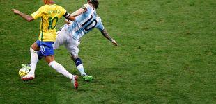 Post de Brasil humilla sin despeinarse a una Argentina que no cuida a Messi
