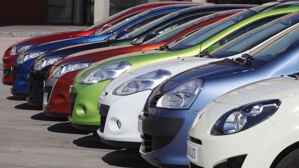 Las ventas de coches empiezan fuerte el año en Europa: crecimiento del 6,2%