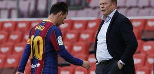 Post de Un triste Barça dice adiós a LaLiga cayendo en casa frente al Celta (1-2)