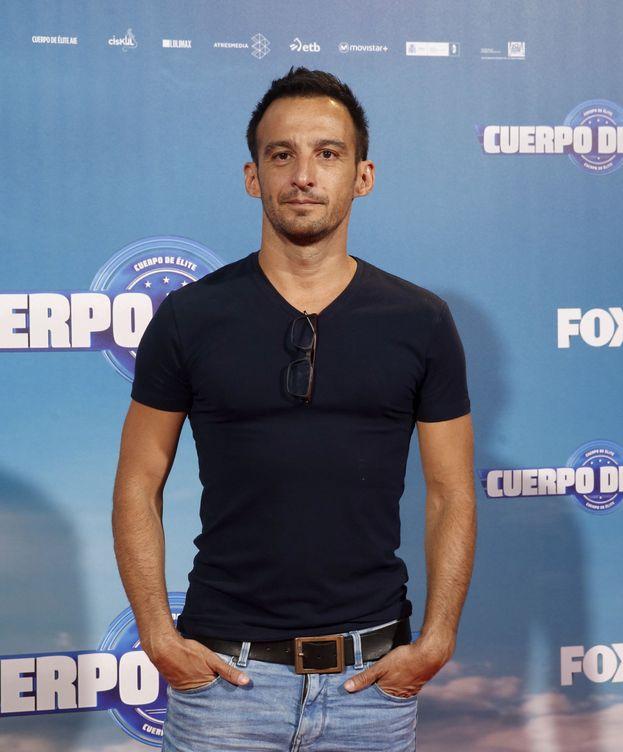 Foto: El director Alejandro Amenábar en la premier de la película 'Cuerpo de élite'. (EFE)