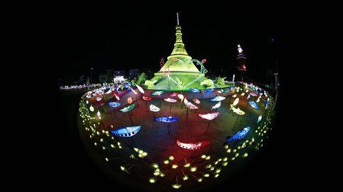 Festival de hielo en Corea del Sur