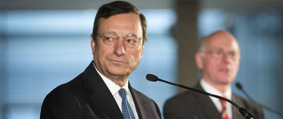 La deuda de la banca española con el BCE se reduce en octubre por segundo mes consecutivo