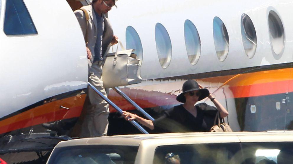 El viaje secreto de Jolie y Pitt a Camboya que hace pensar en una reconciliación