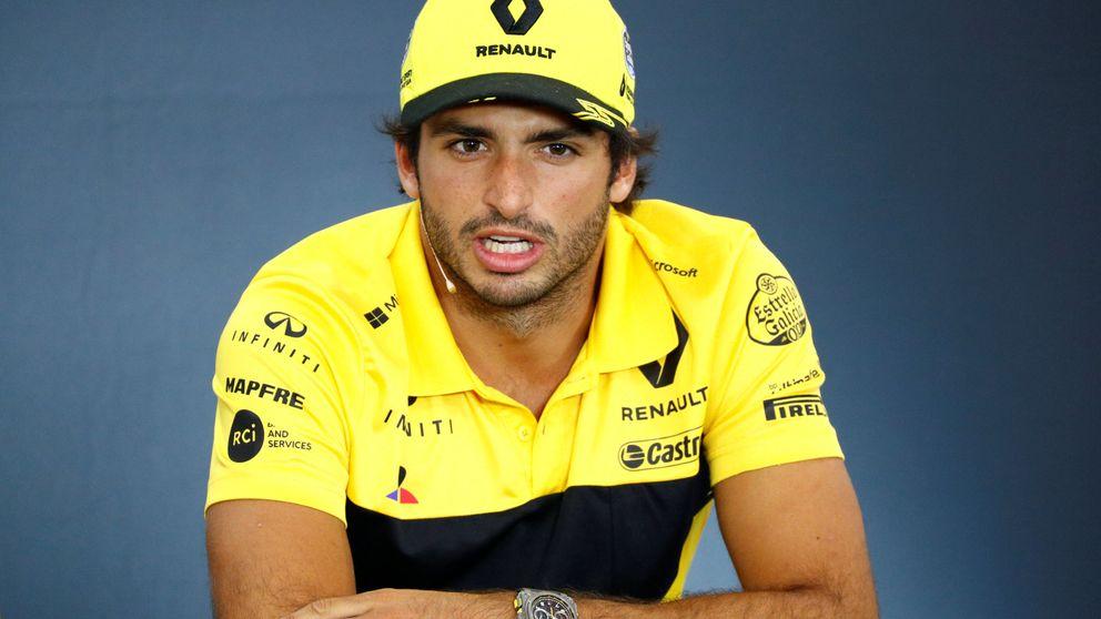 Sainz: Nunca estuve preocupado por Red Bull, tenía a McLaren desde hace un año